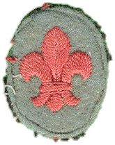 J.'s brothers Scout Badge
