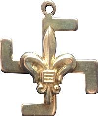 Swastikas in Scouting